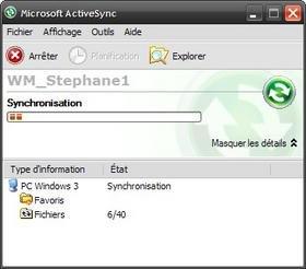 ActiveSync 4.5