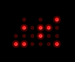 Binary Clock Screen saver
