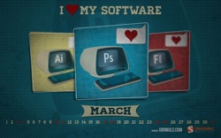 I love my software 70
