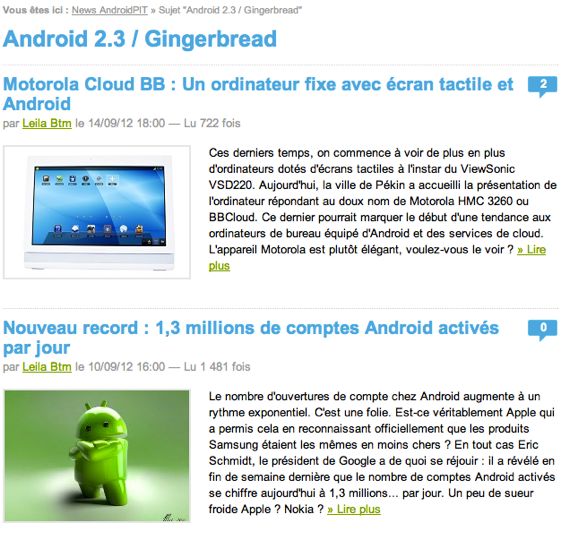 AndroidPIT news