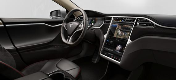 Tesla ecran 17 pouces