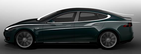 Tesla modele S