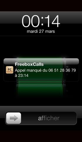 FreeboxCalls