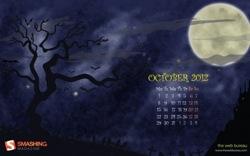 Halloween moon 67