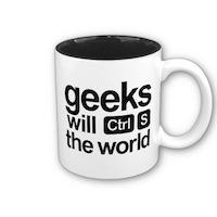 Geeks Save The World