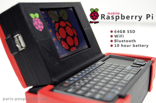 Raspberry Pi Mobile