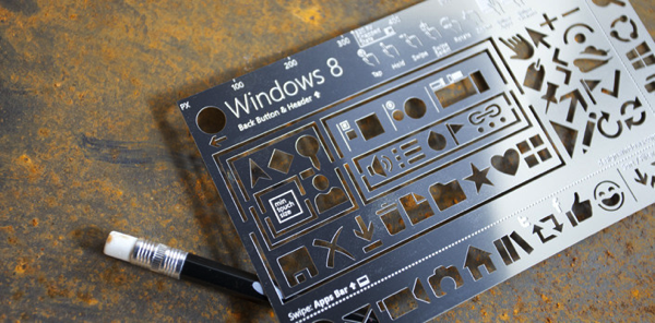 UIStencils Windows8