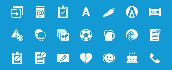Windows 8 Icones