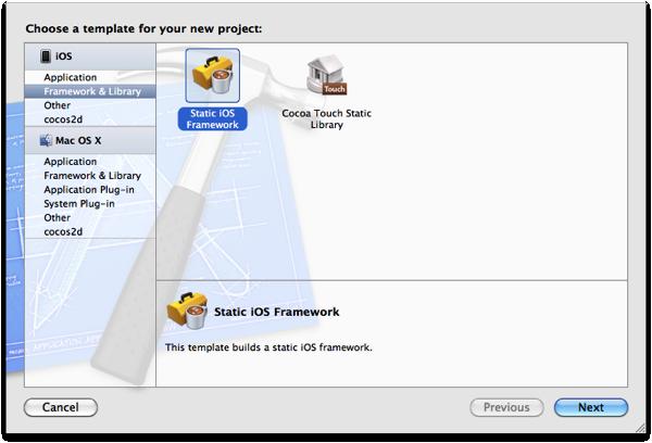 iOS_Framework_Universal