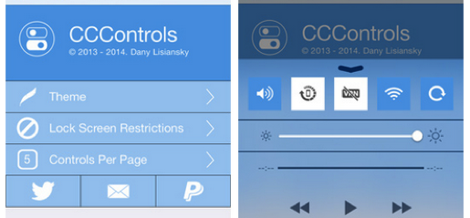 CCControls iOS7