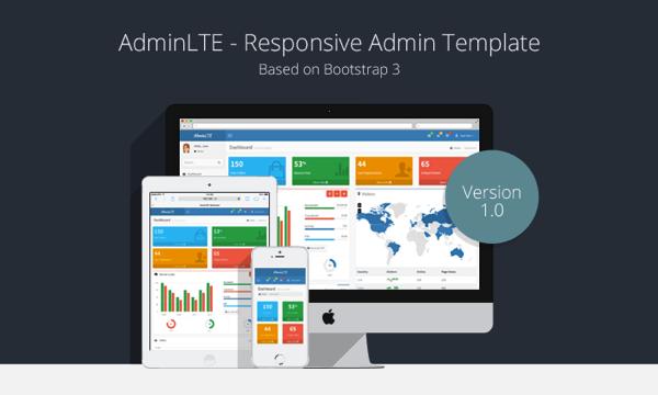 AdminLTE Bootstrap
